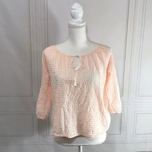 J.Crew woman blouse top S